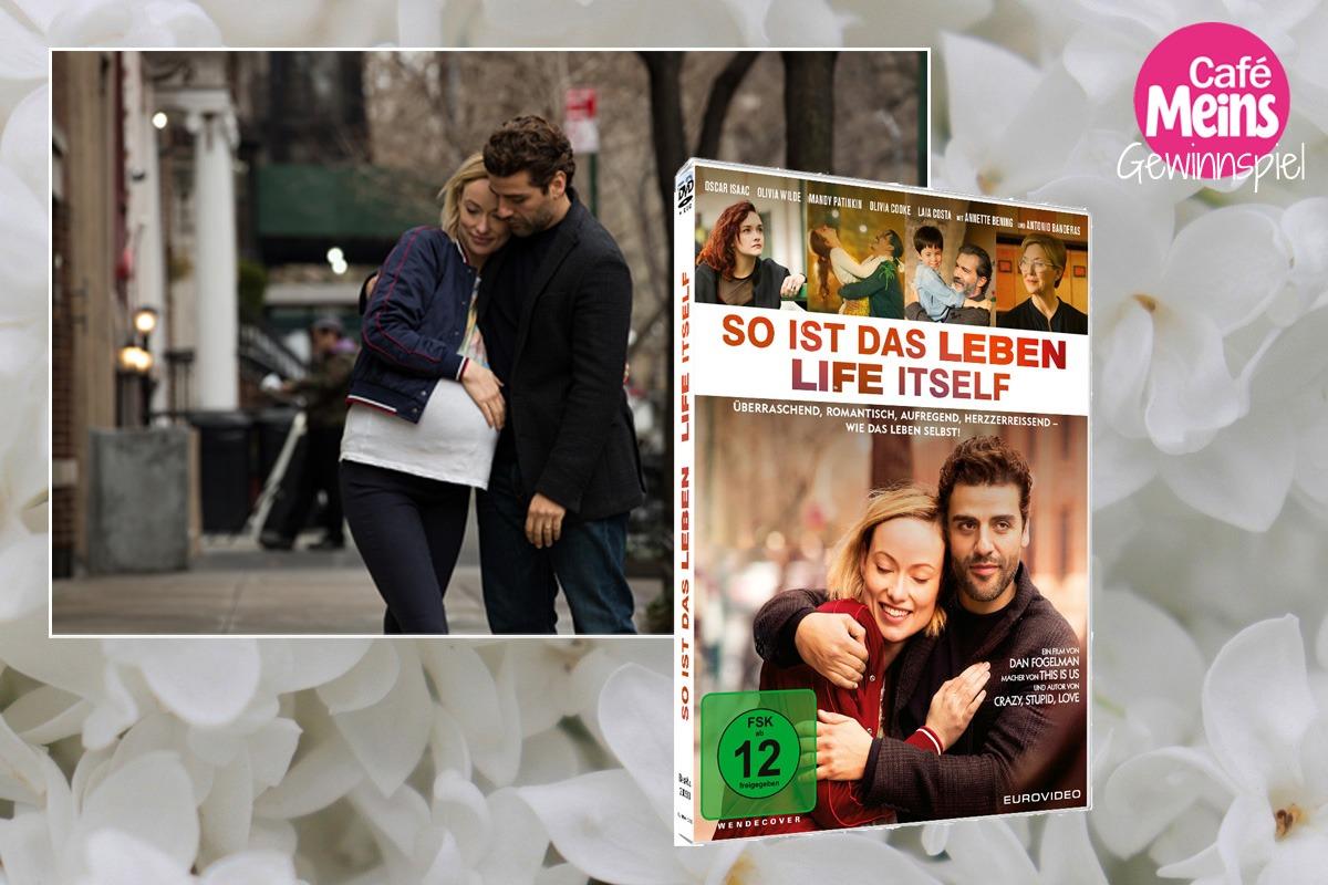 Neue DVDs gewinnen