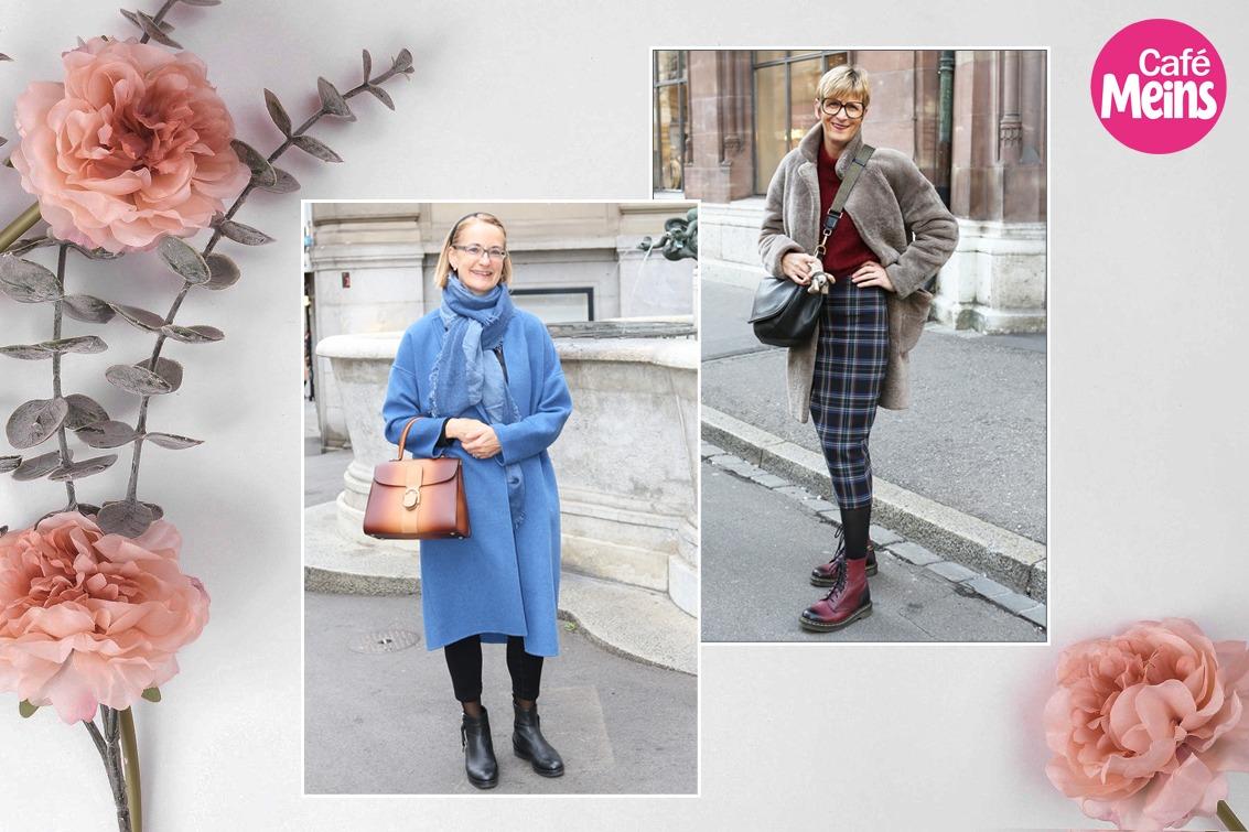 Mode für Frauen 50+: Basel