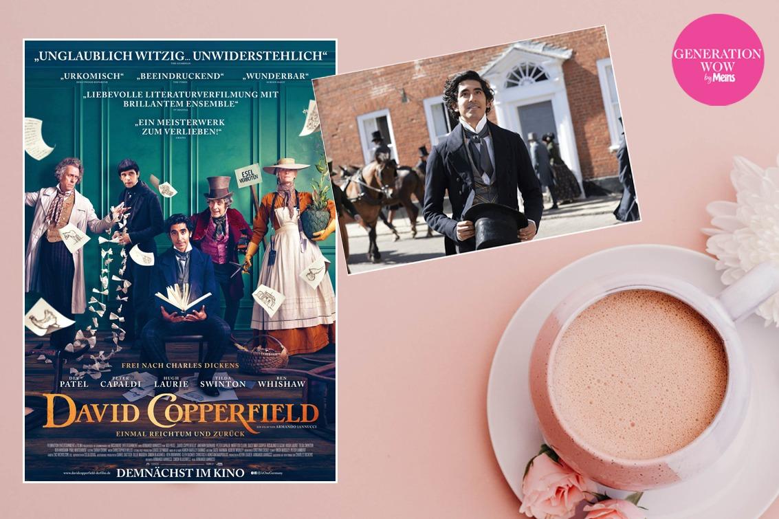 Kino-Gewinnspiel: David Copperfield