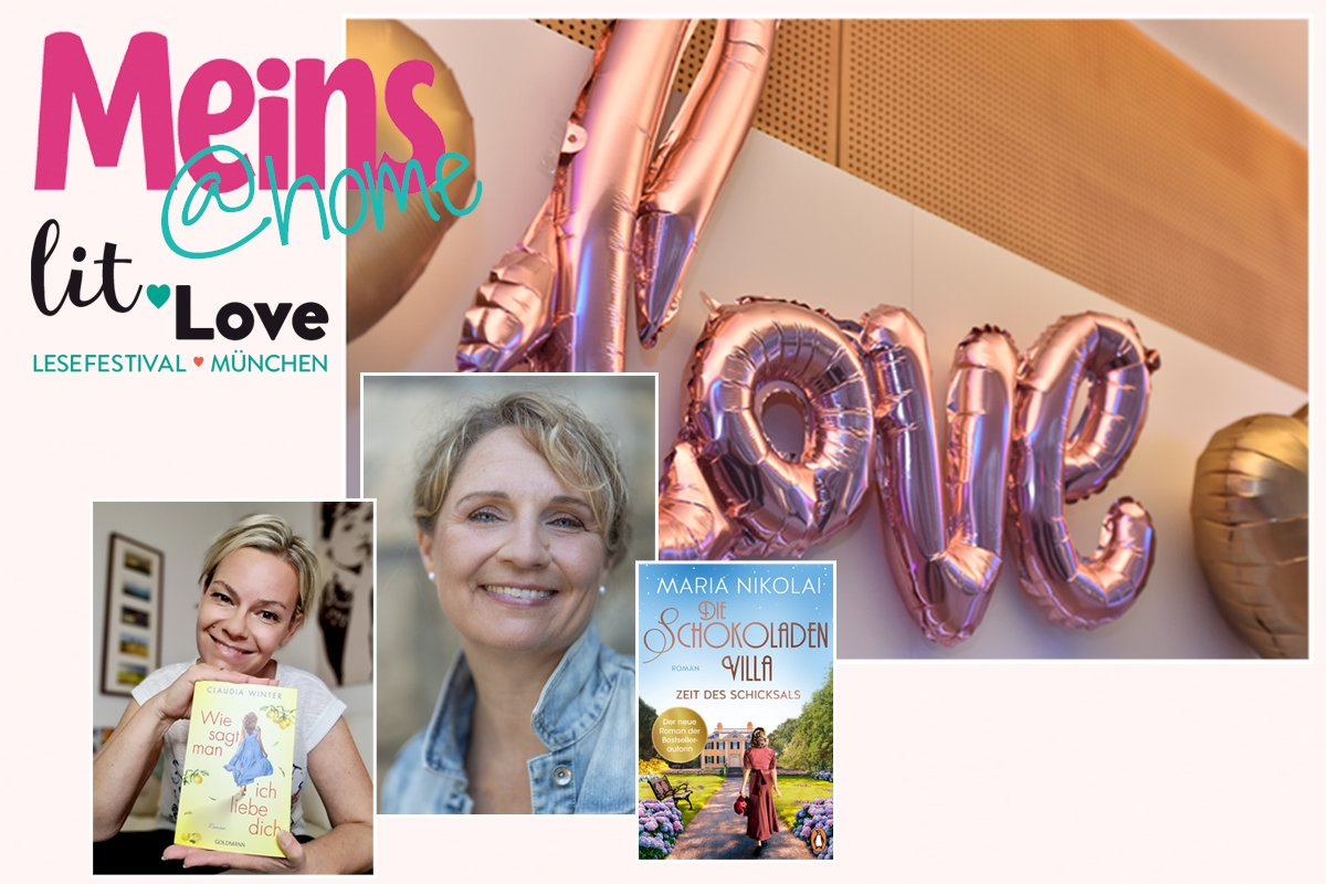 Meins @home Buch-Special x lit.Love