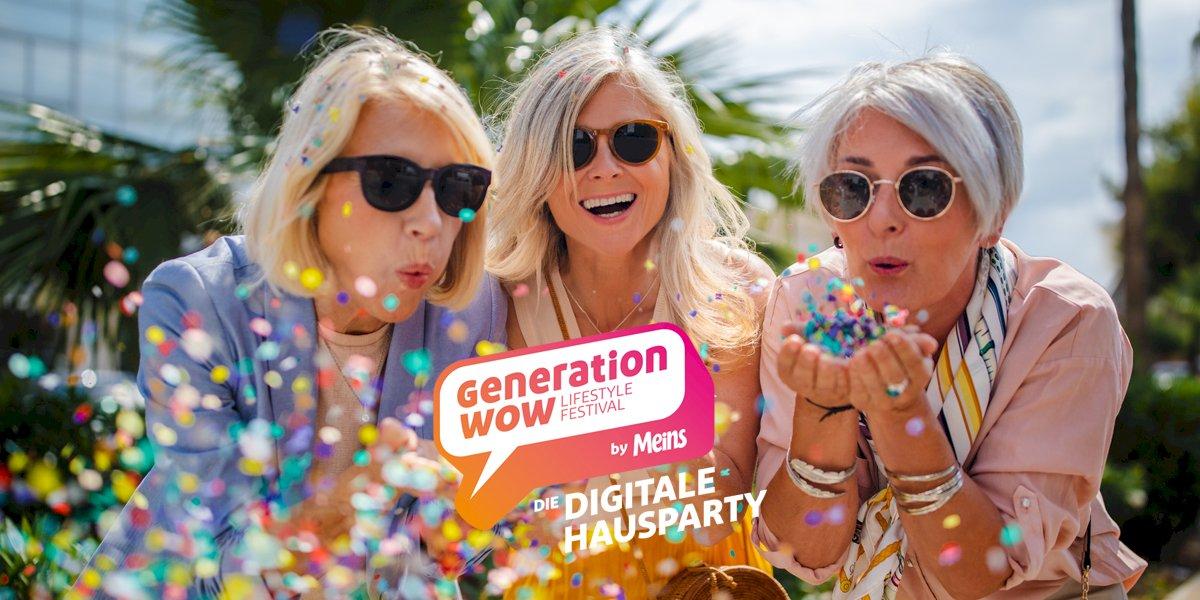 Generation WOW - Die digitale Hausparty