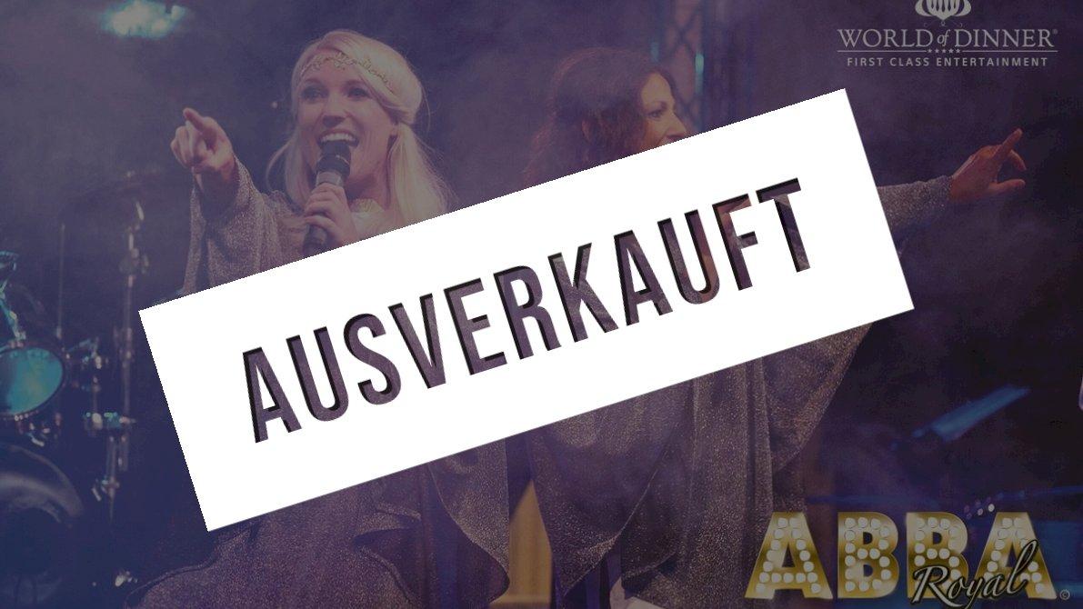 Ladies-Dinner mit Hits von ABBA in Dresden