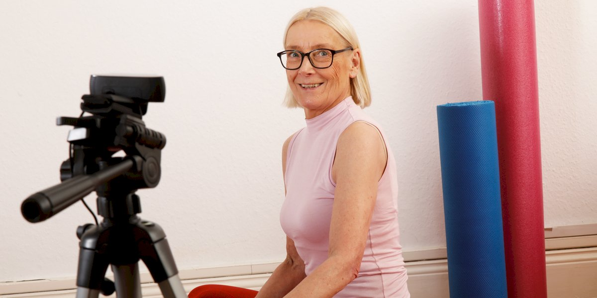 MEINS@home: Private Pilates-Stunde