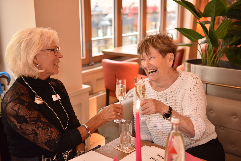 Brunch in Nürnberg: Auf 50 glückliche Jahre!
